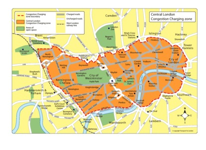 Maps Update 578577 Map of North London Areas North London – Map of Central London Areas
