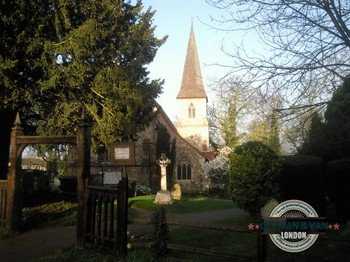 North-Cray-Church