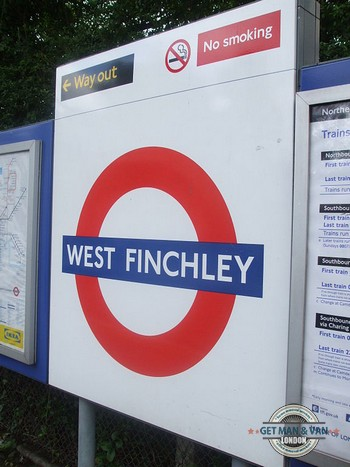 West-Finchley-Station