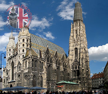 Beautiful European gothic cathedrals - London Man and Van