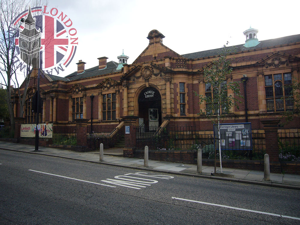 Carnegie Library in Herne Hill